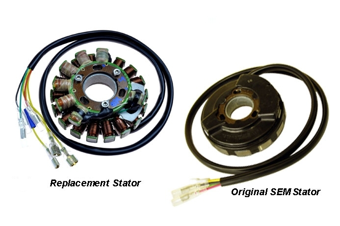 hpi horse power ignition 1988 Husqvarna Racing see the list below to find the correct replacement cdi stator